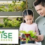 Grow your own hydroponic indoor garden with Rise Gardens, CEO says at CES 2021