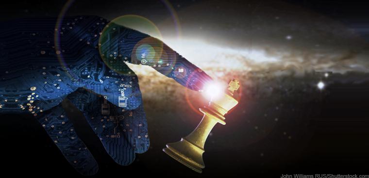 AI strategy (John Williams RUS/Shutterstock.com)