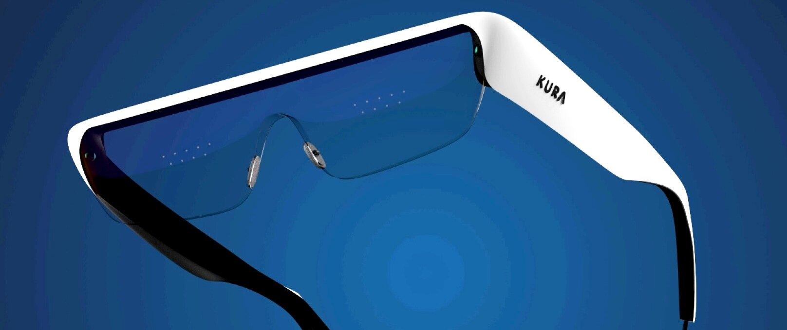 KURA Gallium AR Glasses